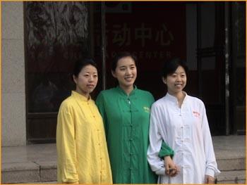 北京施展 学习神意太极感悟